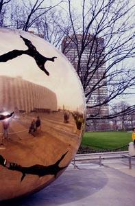 Kiruba Shankar | Peace Globe at UN Headquarters in New York City | UN Headquarters, New York City