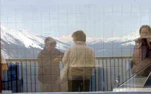 Kate Guay | Mountains, mountains, everywhere. | Banff, Alberta, Canada