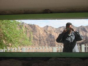 Alex Mahler | Chak Chak, Iran