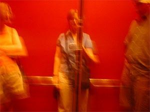alessandra | orange elevator one | 230 west superior street, chicago