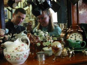 James Timbrell | Junk Shop | Bewdley, England