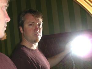 Joe Utsler | The Incredible Stripedness of Boutiques | Hotel Monaco - Chicago, IL