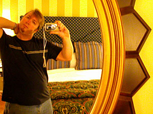 Joe Utsler | Does My Hotel Make Me Look Thinner? | Topaz Hotel - Washinton DC
