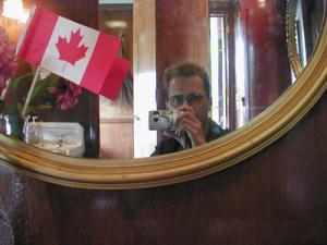 Richard | Canada Day in Train Car Washroom | Port Moody, B.C., Canada