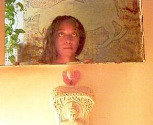 Glenda | THE GOLDEN BATHROOM | Los Angeles, CA