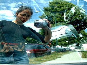 Judy   Sunny Car Winshield   Vancouver, Canada