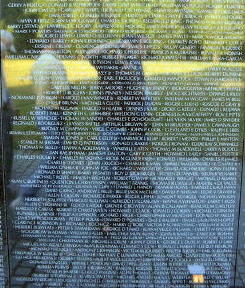 steve williams | vietnam wall | washington, dc