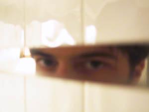 Tyler | shower time | shower