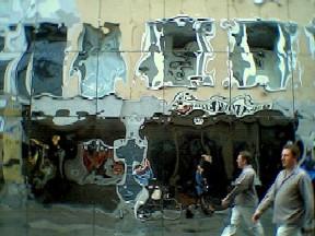 Deirdre | mirrored wall | munich