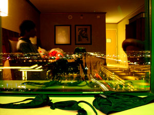 Jonathan Dacuag | Alone in my hotel room | Las Vegas, Nevada