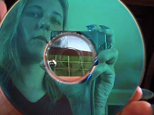 Jacqueline Esen | Data Mirror | At home