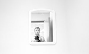 michael turner | bathroom mirror | dallas, tx
