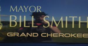 Al Dunbar | The mayor's SUV | Edmonton, Canada