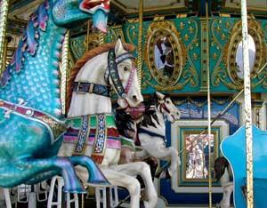 Peter Loomans | carousel | Milwaukee WI
