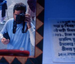 Anthony Godoy | India Ashram | Mouth of the Ganges River, India