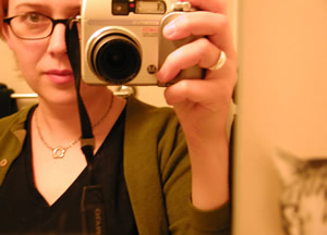 lisa k. | my first mirror picture... | Oakland, CA
