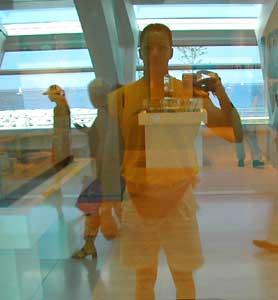 Brian Sienko | reflections at art center | Milwaukee, WI