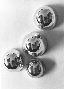 Henry Peter | Balls on the Wall - 1972 | Steubenville, Ohio