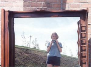 Erika | vanity mirror