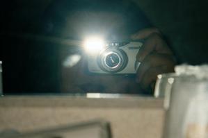 Carla Maganinho | Hotel Room Mirror | Ocean Shores, WA
