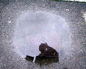 ian | puddle circle | geneva, switzerland