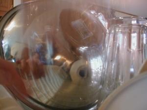 sarah szumanski | silver bowl. | in the kitchen, in michigan.