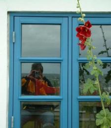 Liisa | Mirroring at Bornholm | Helligpeder, Bornholm