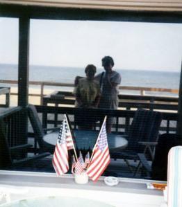 mary | 4th of july | bethany beach, deleware