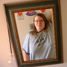 Stephanie | sunday morning | my hallway; seattle, washington.