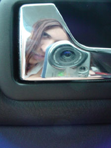 Cara Christopher | In the car | I-95 South