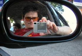 Mathias Eichler | closer than you think | seattle WA, in the car