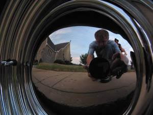 Andrew Hughes | Hubba Hubba Cap | East Peoria, IL USA