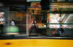 Tim Lewis | Passing Bus | Hong Kong