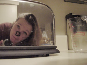 Katharine Evans   toaster nose   Wilmington Island GA