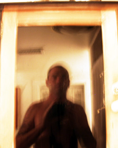 Greg S | Blurred In A Medicine Cabinet | Annapolis, MD