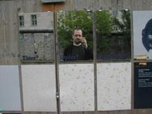 Bruce Gauthier | Topography of Terror Mirror | Berlin, Germany