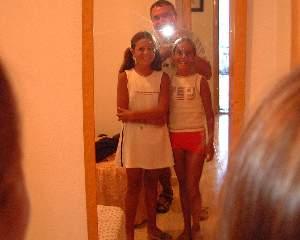 Mikel Agirregabiria Agirre | Irene & Ruth | Pilar de la Horadada (Alicante, SPAIN)