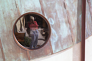Robin Kleb | self portrait abstract | Pleasant Hill, California