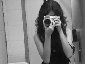 shazanah | in a bathroom at hmv