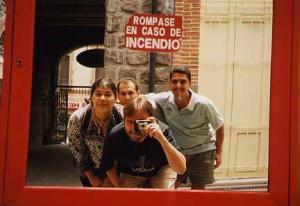 Sandra Argüello | Four of us | Mexico