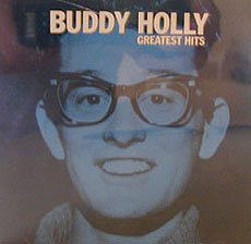 Hemphill | the late, great Buddy Holly | Houston, Texas