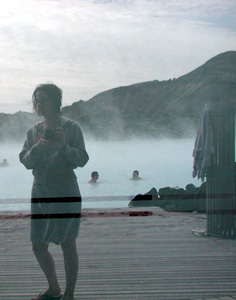 lisa bliss | blue lagoon | iceland