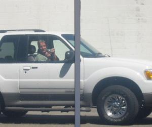 Ken Roussin | Look, that's me! | Los Angeles, Ca.