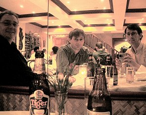 Andy Mac | Dublin Thai | Dublin, Ireland