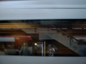 Mia Font | Last train to Barcelona | Barcelona