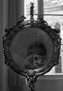 M. F. Corwin   Mirror, Schloss, Dresden
