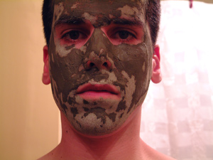 Mike J | Clay Mask | Victoria BC