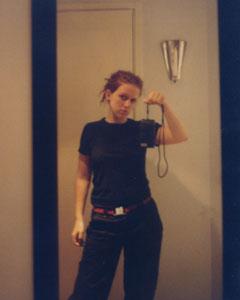 Frida Johansson | Mirrorproject on a string | sweden-malmoe-...