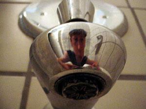 Nick Feder | Bathtub Reflection | Chicago, Il