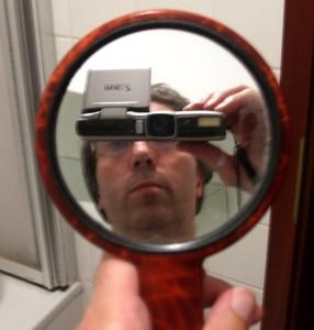Ralph Bischoff | Hand mirror #1 | Bremen / Germany